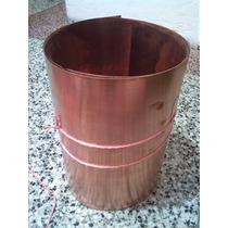 Lamina De Cobre 075mm 1mtsx31cm