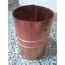 Lamina De Cobre 050mm 50x31cm