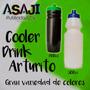 Cooler Plastico Drink 500cc O Arturito 700cc