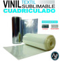 Vinil Sublimable Cuadriculado