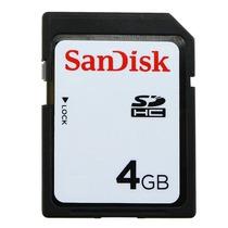Tarjeta De Memoria Sandisk Original 4 Gb C4