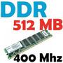 Memoria Ddr1 De 512 Mb, Originales Para Equipos Dell, Hp,ibm