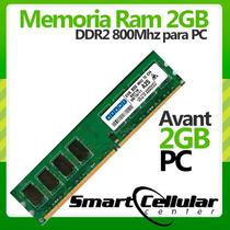 Memoria Ram Ddr2 2gb 800 Pc Titan Nueva 100% Original