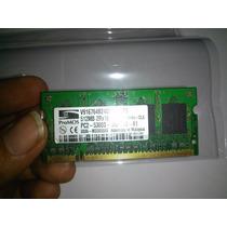 Memoria Ddr2 512mb 667 De Marca Promos Para Laptop