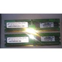 Memorias Ram Ddr-400 Ddr2 Memoria Hp 512mb 1rx8 Pc2 4200u 44