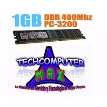 Memoria Ddr400 1gb Pc3200 Pc2700 333mhz Baja Densidad
