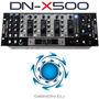 Mezclador Profesional / Mixer Dj Denon Dn-x500 - Audiotech