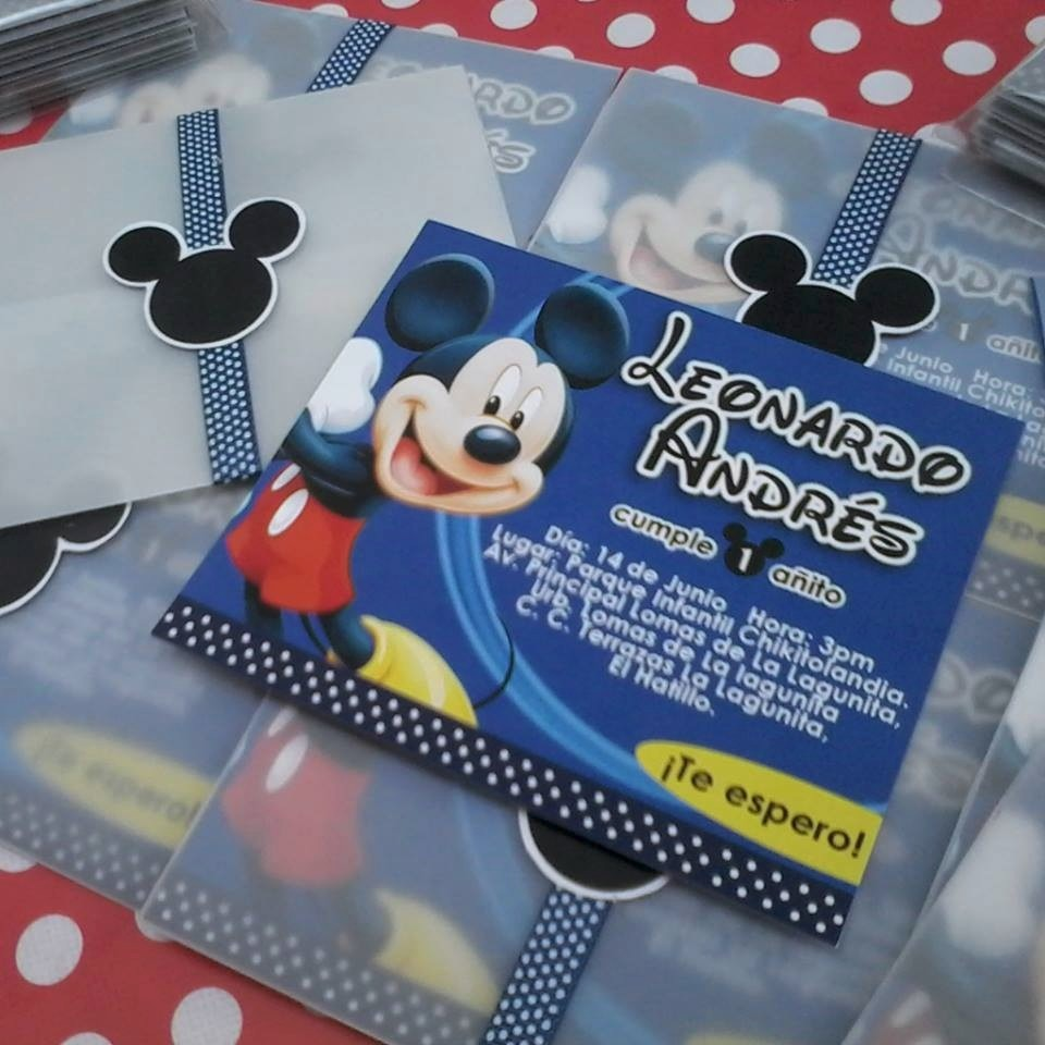 de mickey mouse - photo #34