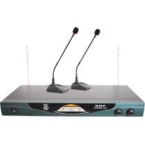 Sistema De Micrófonos Inalámbricos Para Conferencias