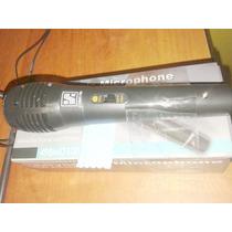 Microfono Dinamico Bk Mod49bmd100 Estuche Incluye Cable