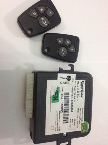Modulo Chevystar (reparacion, Recuperar Codigo Chevy Alarma)
