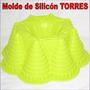 Molde De Silicon Torres Para Torta Quesillo Gelatina 22x8cm