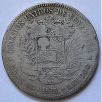 Fuerte De Plata Año 1912 Bien Conservado