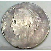 1858 1873 1874 1876 Las 4 Bambas O 5 Reales De Plata