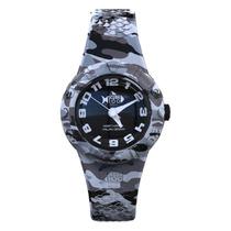 Reloj Scuba 100 Italian Design -camuflado Nego