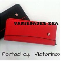 Organizador Portachequeras Victorinox Con Caja