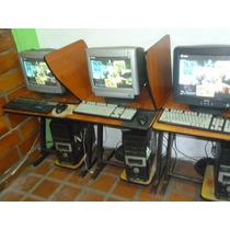 Monitor Crt 15 Compaq Negro-gris Con Garantia En Maracaibo