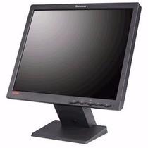 Monitor Lcd Marca Lenovo 17 Pulgadas Modelo 5047hb2 Clase A