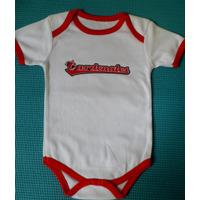 Body Para Bebé Perzonalizados Cardenales De Lara
