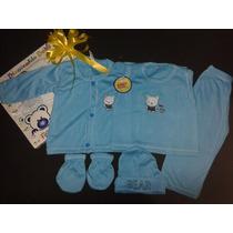 Conjuntode Algodon Para Bebes Reccien Nacidos 5 Piezas Niño