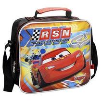 Lonchera Vianda Escolar Termica Cars Disney Capi