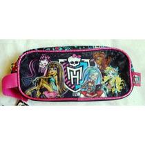 Monster High Espectacular Cartuchera Fashion Escolar Import