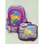 Morral Escolar Holly Princesas Disney Barbie Paul Frank Roxy