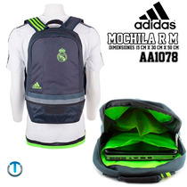 Bolso Mochila Real Madrid Adidas Original