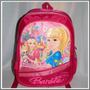 Bolso Hermanas Barbie Princess Colegio Guarderia 26x35x15cm
