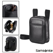 Bolso Samsonite Evolis Cross-over Negro 100% Original