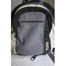 Bolso Morral Totto Laptop Escolar Impermiable Original