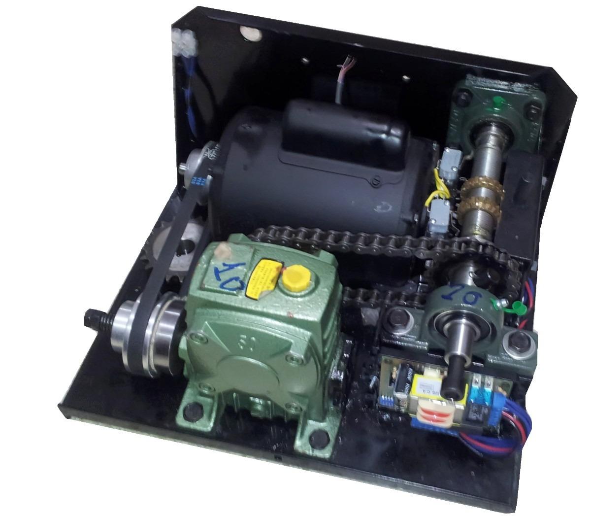 motor electrico para porton corredizo seguridad para el