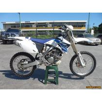 Yamaha Yz 126 Cc - 250 Cc
