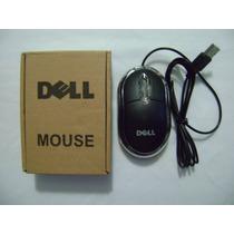 Mouse Usb Optico Alambrico Dell Para Pc Y Laptop