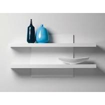 Repisa Minimalista - Flotante - Decorativa - Aerea