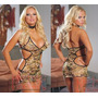 Remate Ultimo Babydoll Super Sexy Dreamgirl - Antes En 9.999