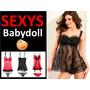 Sexys Babydoll - Ropa Intima Para Damas