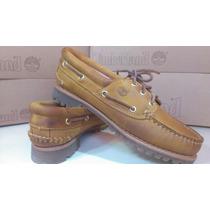 Zapatos Timberland De Cuero Tradicionales Originales Damas