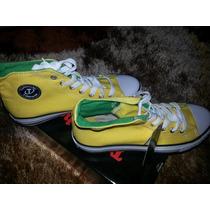 Zapatos Estilo Convers Unisex
