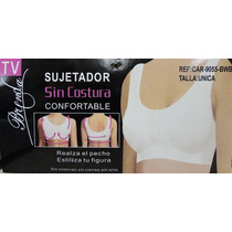 Brasier Sosten Top Sujetador Push Up ( Envio Gratis )