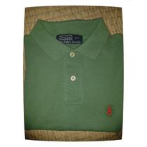 Chemise Camisa Franela Polo Ralph Lauren Dama Talla S