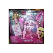 Mini Barbie Muñecas Con Accesorios Original Mattel