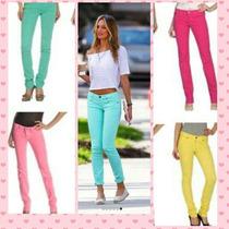 Pantalones Jeans De Colores