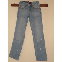 Pantalones Jeans Dama Al Mayor Modelo Brillante Solo Talla30