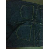 Blue Jeans Corte Clásico Talla 30 Excelente Oportunidad