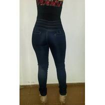 Jeans Studio F Damas Control De Abdomen Levanta Cola!!