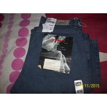 Pantalon(jeans) Lee Original, Dama, 9x32.