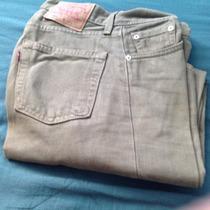 Pantalón Levis Original 29/30 501 Como Nuevo