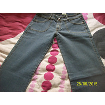 Pantalon(jeans) Lee Original, Dama, Low Rise, 376, 29x32.