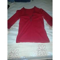 Blusa Roja ,talla Unica